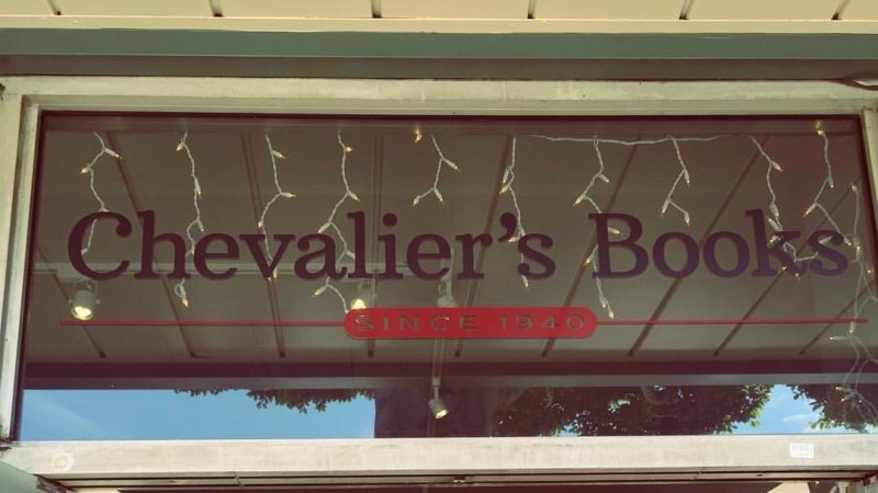 Chevalier's Books