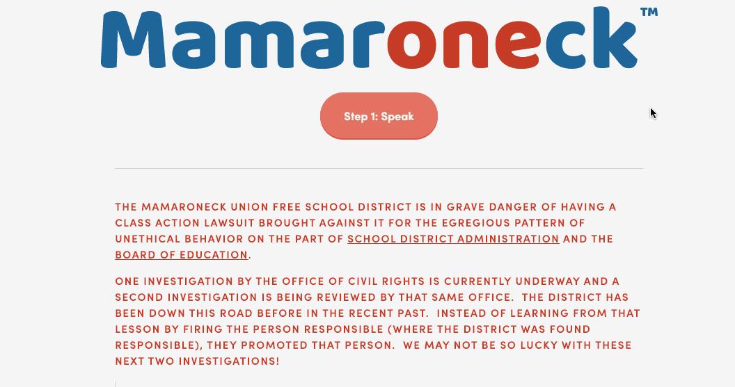 onemamaroneck