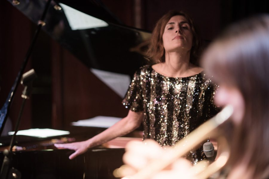 LATE NIGHT LARDER WANSTEAD PRESENTS THE FABULOUS IRENE SERRA TRIO – 15TH FEB 2018