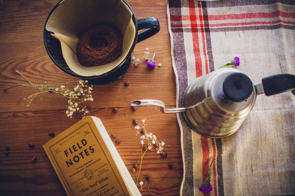 filter coffee - The Larder launches The Filter Bar