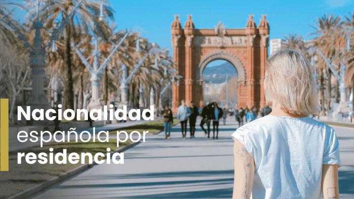 Abogados de Nacionalidad Española por Residencia en Madrid