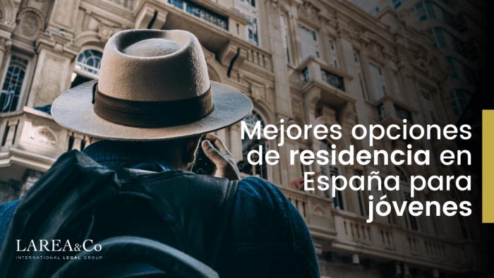 Conoce las mejores opciones de residencia en España para jóvenes en el 2020