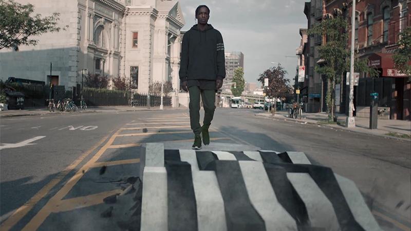 Musique Pub Foot Locker Adidas AAP Rocky 2015