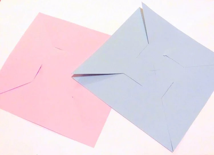 Turntable kertas untuk kanak-kanak: Pilihan kraf kanak-kanak 1 12