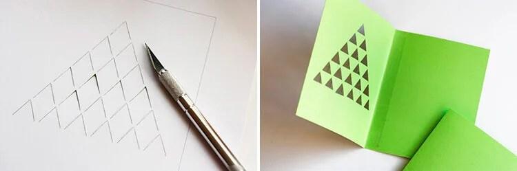 کارت پستال برای سال نو با دستان خود: صنایع دستی ساده و اصلی در مهد کودک و مدرسه 69 70