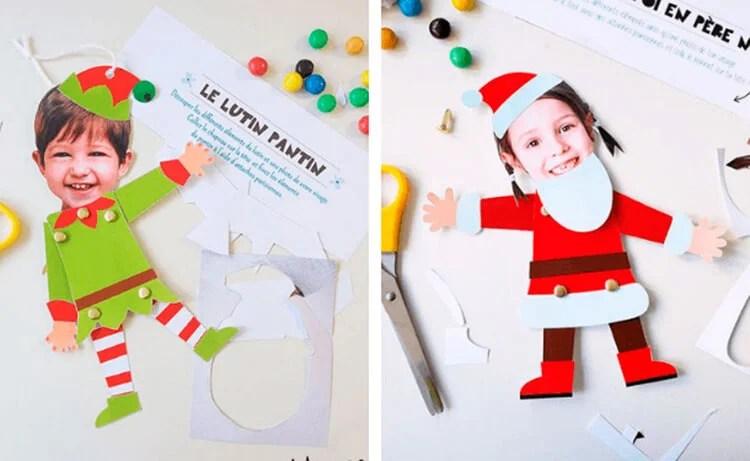 کارت پستال برای سال نو با دستان خود: صنایع دستی ساده و اصلی در مهد کودک و مدرسه Novogodnyaya otkrytka Svoimi Rukami 35