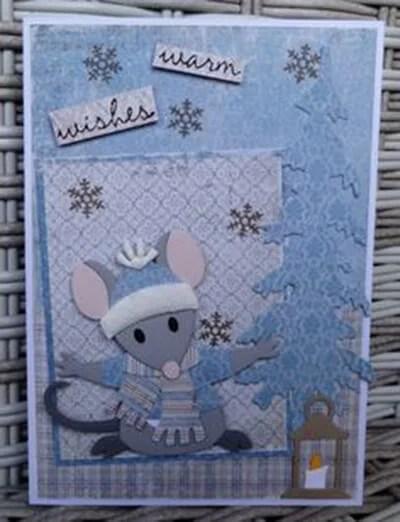 کارت پستال برای سال جدید با دستان خود: صنایع دستی ساده و اصلی در مهد کودک و مدرسه Novogodnyaya otkrytka Svoimi Rukami 94