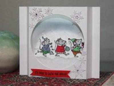 کارت پستال برای سال جدید با دستان خود: صنایع دستی ساده و اصلی در مهد کودک و مدرسه Novogodnyaya otkrytka Svoimi Rukami 95