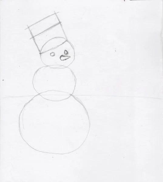 크리스마스 주제용 도면 : 새해에 그려 질 수있는 것은 risunki novodnyuyu temu 114