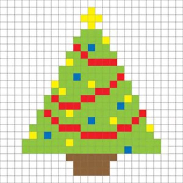 Dessins pour sujets de Noël: Que puis-je dessiner pour la nouvelle année Risunki Na Novogodnyuyu Temu 73