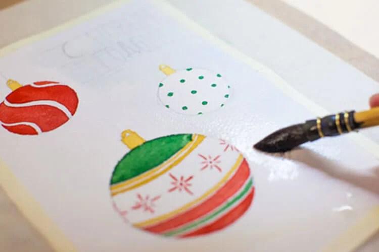 Dessins pour le sujet de Noël: Que puis-je dessiner pour la nouvelle année Risunki Na Novogodnyuyuu Temu 98