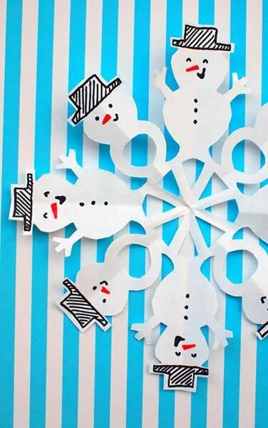 Жаңа жылға арналған әдемі түпнұсқа снежинкалар: өз қолдарыңызды, шаблондарыңызды жасаңыз Snezhinki iz bumagi svoimi rukami 54