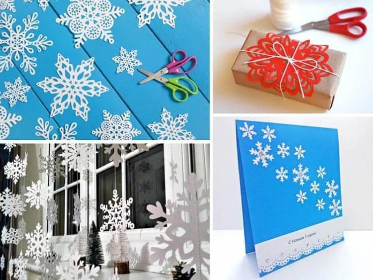 Жаңа жылға арналған әдемі түпнұсқа снежинкалар: өз қолдарыңызды, үлгілеріңізді жасаңыз, snezhinki iz bumagi svoimi rukami 66