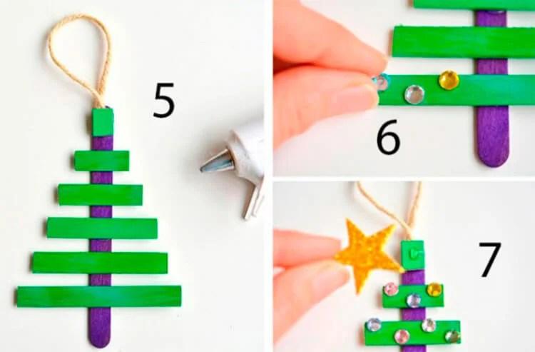Елочные игрушки на елку своими руками: что можно сделать на Новый год elochnaya igrushka svoimi rukami 31