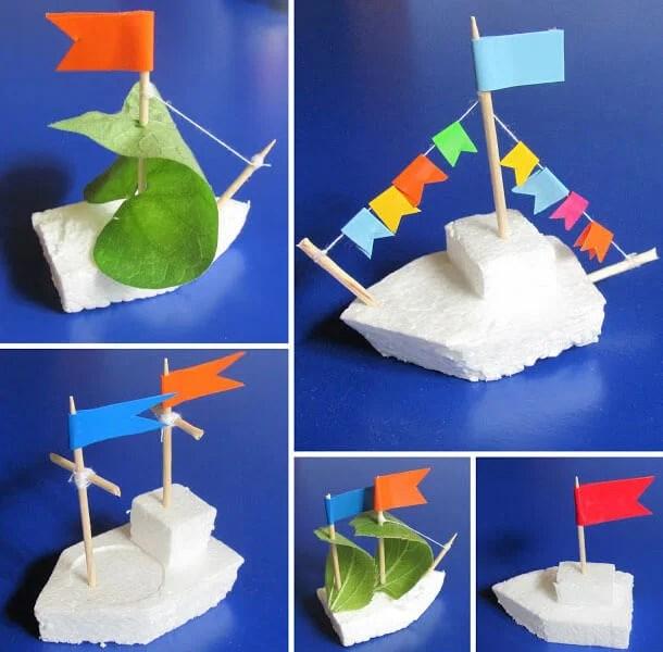 Кораблик для детей: различные способы создания со схемами и описанием korabl svoimi rukami 102