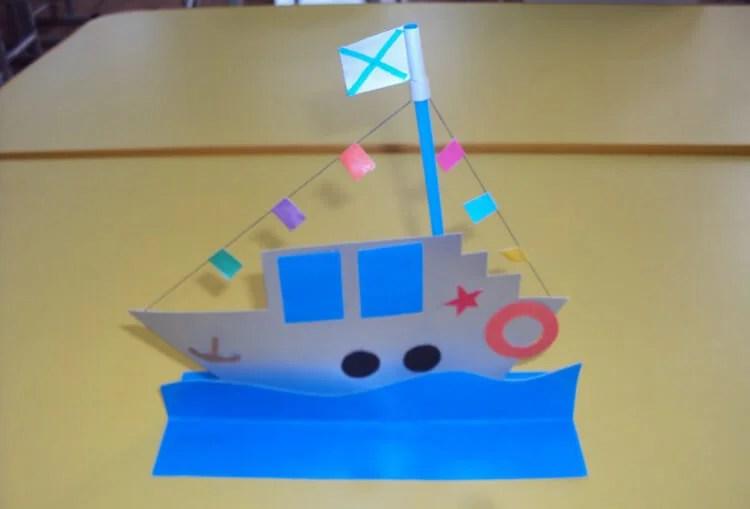 Кораблик для детей: различные способы создания со схемами и описанием korabl svoimi rukami 28