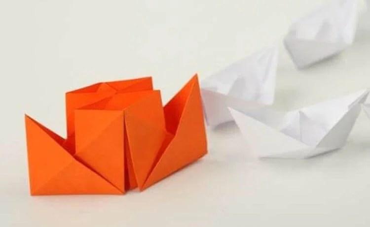 儿童船:使用方案创建的各种方式和描述Korabl Svoimi Rukami 3
