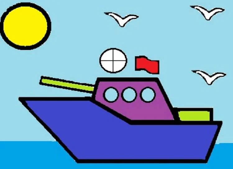 Кораблик для детей: различные способы создания со схемами и описанием korabl svoimi rukami 56
