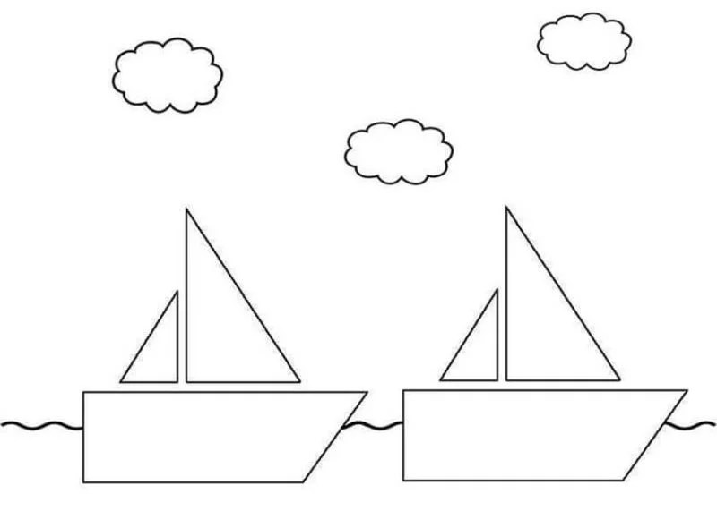 船舶为儿童:使用方案创建的各种方式和描述Korabl Svoimi Rukami 59