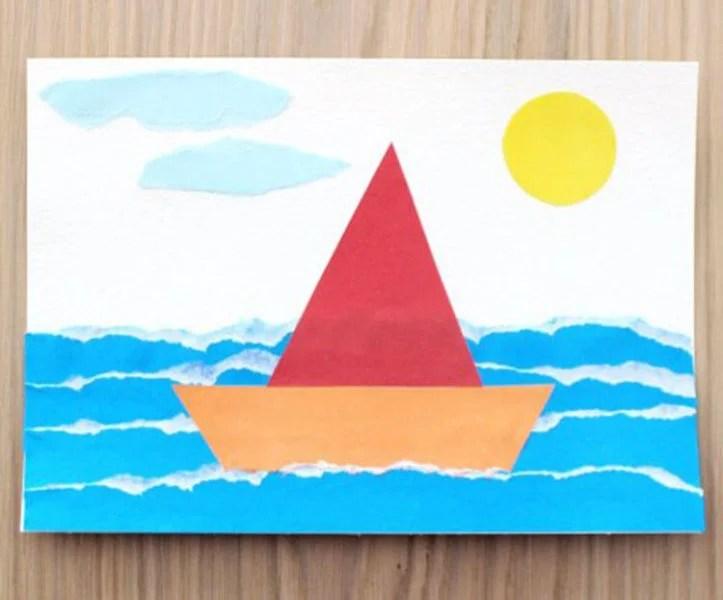 Кораблик для детей: различные способы создания со схемами и описанием korabl svoimi rukami 63