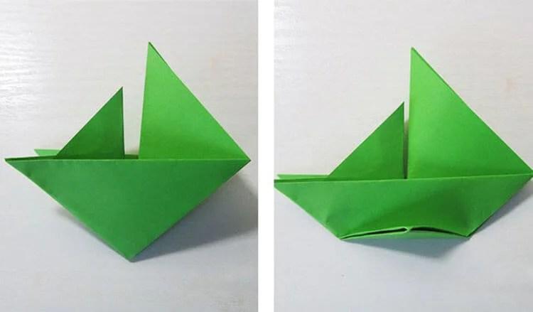船舶为儿童:使用方案创建的各种方式和描述Korabl Svoimi Rukami 80