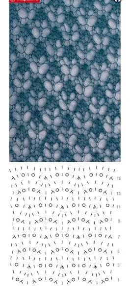 Как вязать ажурные узоры: варианты вязания со схемами и описанием azhurnye uzory spicami 131