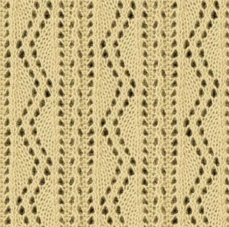 Как вязать ажурные узоры: варианты вязания со схемами и описанием azhurnye uzory spicami 18