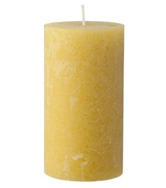 bougie-jaune