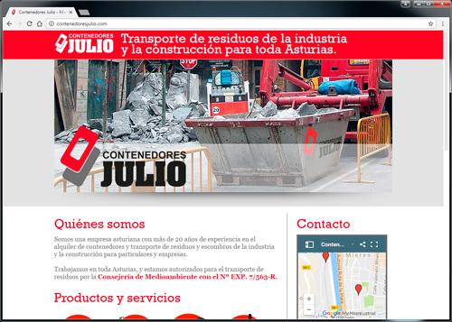 www.contenedoresjulio.com