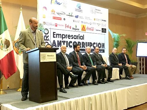 Impulsa Tamaulipas mecanismos anticorrupción
