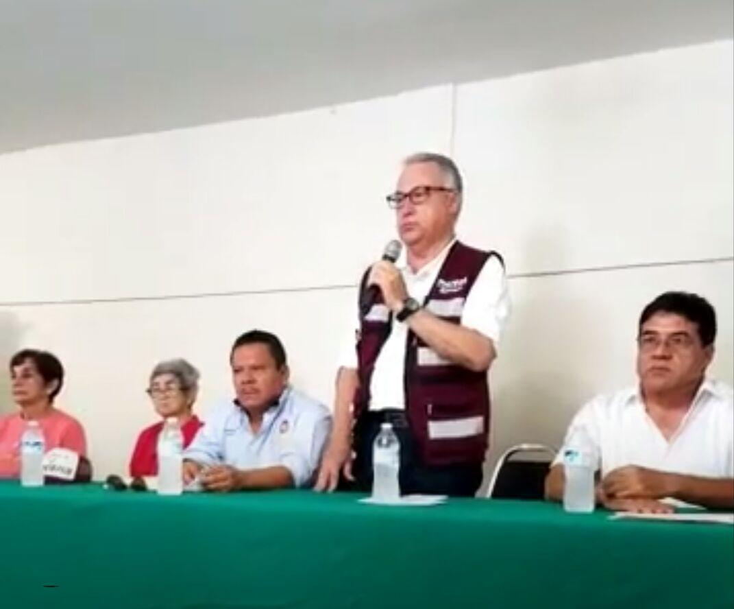 LIDER CETEMISTA SE VA A MORENA Y SE DESTAPA EL EX DIPUTADO PRIISTA ARMANDO MARTINEZ PARA PRESIDENTE MUNICIPAL DE ALTAMIRA