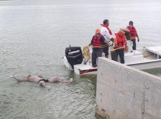 Aumenta índice de personas ahogadas que intentan cruzar a USA por el Río Bravo