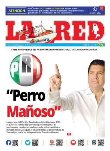 """PRI """"Perro Mañoso"""""""