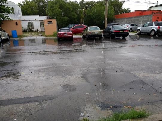 Frío de 4 grados con sensación térmica de 1, en Nuevo Laredo