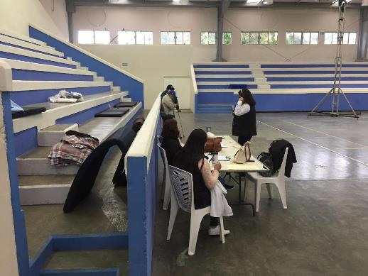Rescata PC a doce personas durante la onda gélida
