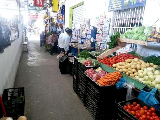Exigen locatarios fumigación en el mercado Del Norte