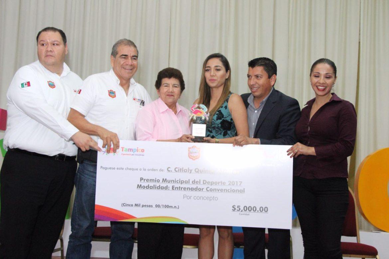 """""""Premio Municipal del Deporte 2017"""""""