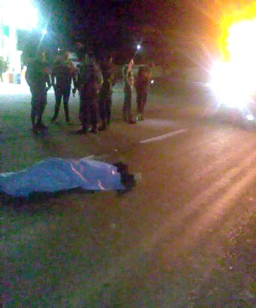 """Vehículo """"fantasma"""" mata a mujer en la Tampico-Mante"""