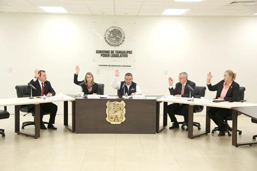 Dictamina lista de los catorce candidatos a integrar la CODHET