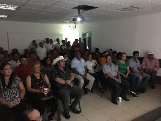 Asegura Griselda que Pepe Meade es la mejor opción para nuestro país