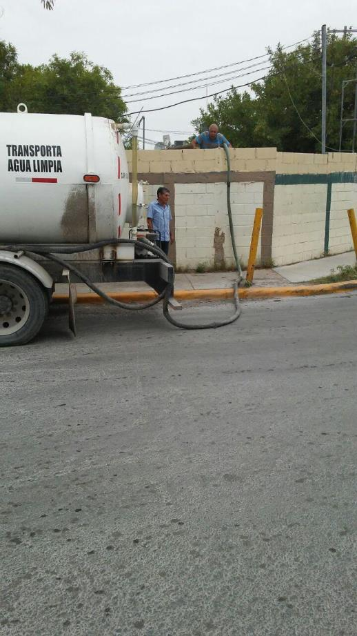 "Reparan equipo que abastece agua a ""Las Ceibas"""