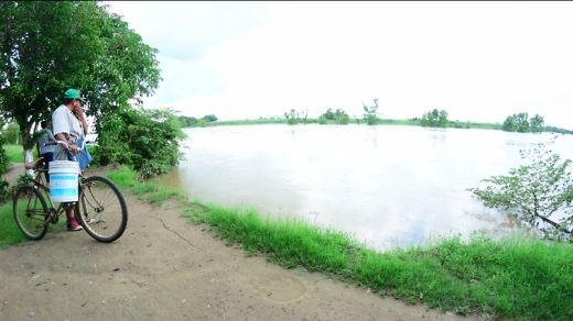 Acecha monstruo a pescadores en ramal del río Pánuco
