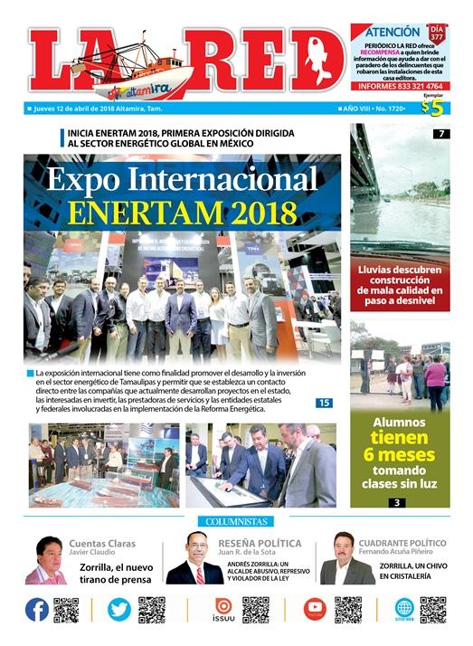 Expo Internacional ENERTAM 2018