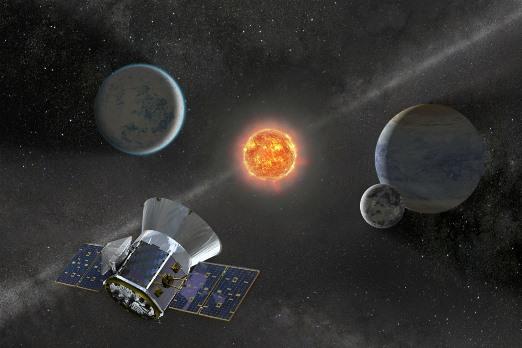 Satélite TESS buscará planetas parecidos a la Tierra