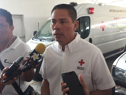 """Beta"" Cruz Roja a la Miramapolis"