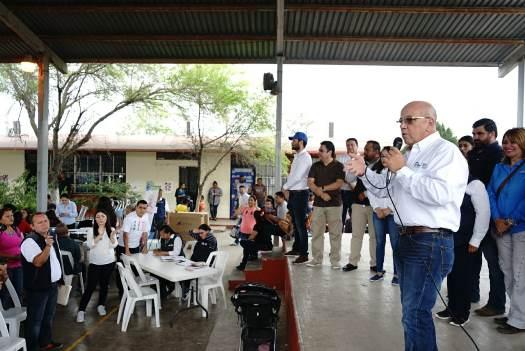 Llegan dependencias del estado a Reynosa con seis jornadas ciudadanas