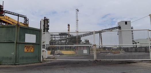 Paro en refinería deja a 3000 desempleados