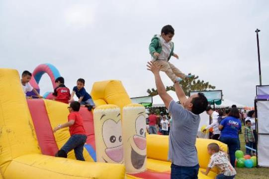 Ofrece DIF Altamira festejo por el Día de la Familia