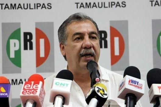 Culpa Guajardo al CEN del PRI por derrotas en Tamaulipas