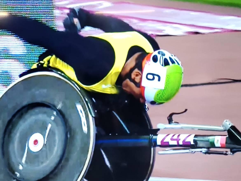 Se lleva oro Fidel Aguilar en Juegos Parapanamericanos Lima 2019